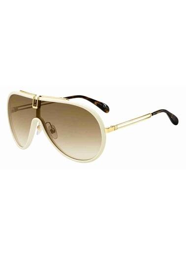 Givenchy Givenchy 7111/S Krem Unisex Güneş Gözlüğü Krem